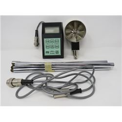 DIGITAL AIR FLOW METER, (MODEL DA40000)