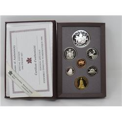 1994 SPECIAL EDITION CANADA COIN SET (PROOF) *NATIONAL WAR MEMORIAL*