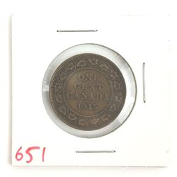 1915 CNDN (LARGE) PENNY