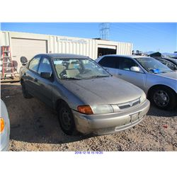 1998 - MAZDA PROTEGE//RESTORED SALVAGE