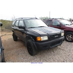 1998 - ISUZU RODEO
