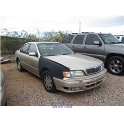 1998 - INFINITI I30//RESTORED SALVAGE
