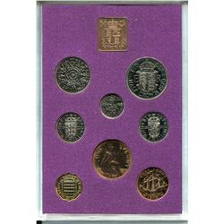 1970 MINT COIN SET (GREAT BRITAIN & IRELAND)