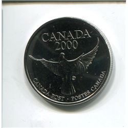 1999-2000 STAMP & COIN (MILLENIUM) KEEPSAKE SET