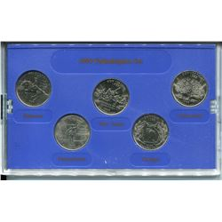 1999 U.S.A. 25 CENT MINT EDITION SET (PHILIDELPHIA)
