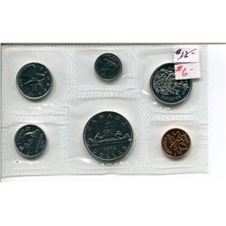 1972 ROYAL CANADIAN MINT *UNCIRCULATED* (PROOF SET)