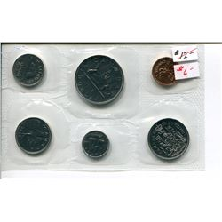 1982 ROYAL CANADIAN MINT *UNCIRCULATED* (PROOF SET)