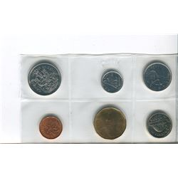 1987 ROYAL CANADIAN MINT *UNCIRCULATED* (PROOF SET)