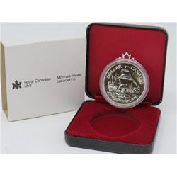 1979 SILVER DOLLAR PROOF (ROYAL CANADIAN MINT SILVER)