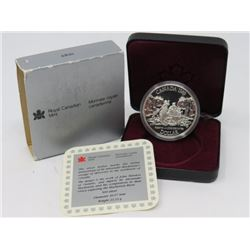 1989 SILVER DOLLAR PROOF (ROYAL CANADIAN MINT SILVER)