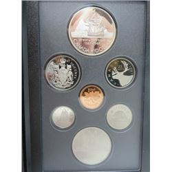1987 PROOF- ROYAL CANADIAN MINT SET,* DAVIS STRAIT*