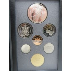 1993 PROOF - ROYAL CANADIAN MINT SET, *STANLEY CUP*