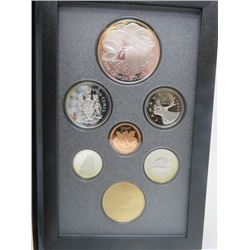 1996 PROOF - ROYAL CANADIAN MINT SET, *MCINTOSH APPLE*
