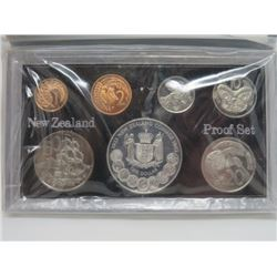 1983 PROOF SET (50TH ANNIVERSARY OF NEW ZEALAND)