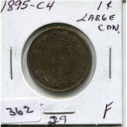 1895 CNDN LARGE PENNY