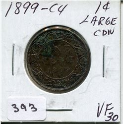 1899 CNDN LARGE PENNY