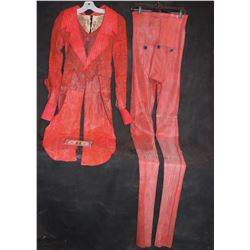 CONJURING 2 THE COMPLETE CROOKED MAN PROTOTYPE WARDROBE