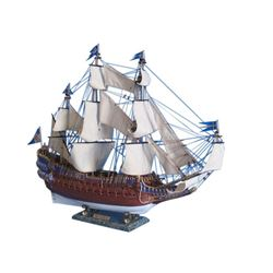 Wasa Limited Tall Model Ship 32""