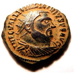 Bronze Coin of Licinius I (308-324 A.D.)