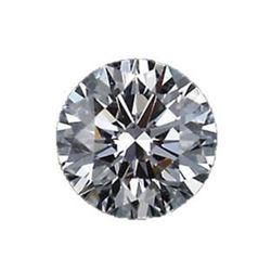 6ct Round Brilliant Cut BIANCO Diamond
