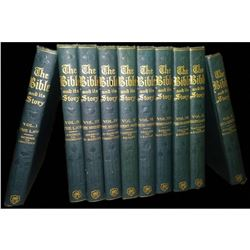 The Bible And Its Story 1910 10 Vol Set