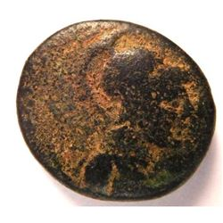 Ancient Greek Coin from Side (in Pamphylia); 1st or 2nd Century B.C.