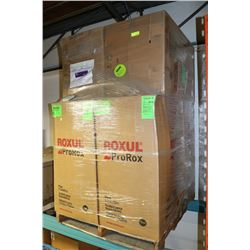 6 BOXES OF ROXUL PIPE INSULATION, PS960, 19 X 2.5