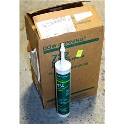 BOX OF 12 MULTI-PURPOSE SEALANT #732