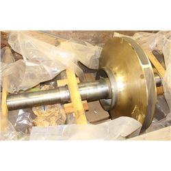 IMPELLER AND SHAFT