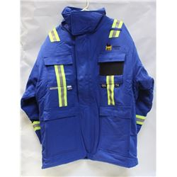 NEW IFR WORKWEAR INSULATED PARKA(FR)-LARGE