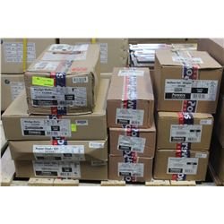 10 CASES OF ASSORTED POWER FASTENERS PRODUCT