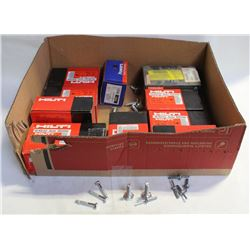 FLAT OF ASSORTED FASTENERS