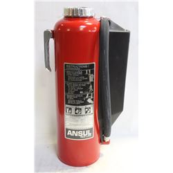NEW 20LBS ABC DRY CHEMICAL FIRE EXTINGUISHER
