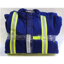 NEW XL WALLS FR INSULATED BLUE COVERALL
