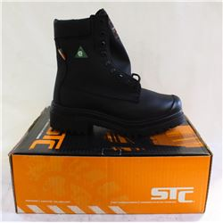 NEW PAIR OF STC METATECH WORKBOOTS