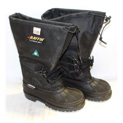 NEW BAFFIN S:4 INSULATED STEELTOE WINTER BOOTS