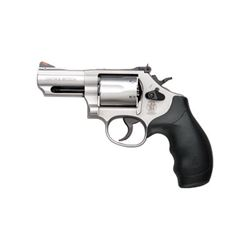 "S& W 66 2.75"" 357MAG 6RD STS AS RBR"