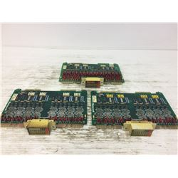 (3) Honeywell Input Module *See Pics for Part Numbers*