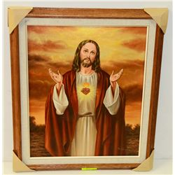 164) UNTITLED - SACRED HEART OF JESUS T.HANDY OIL