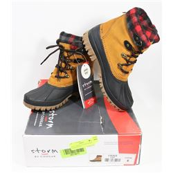 NEW STORM BY COUGAR WINTER LDS BOOTS SZ 8