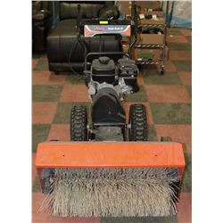 NEW ARIENS POWERBRUSH 28, AUTOMATIC SWEEPER