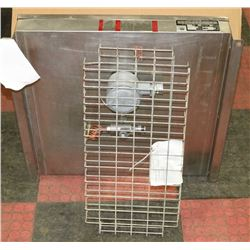 """NEW CATA-DYNE CATALYTIC HEATER 24""""X24"""" NATURAL GAS"""