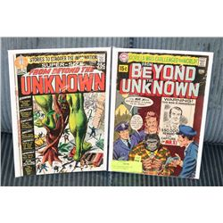"RARE ""FROM BEYOND THE UNKNOWN"" COMICS"