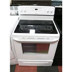 FRIGIDAIRE CERAMIC TOP SELF CLEAN STOVE