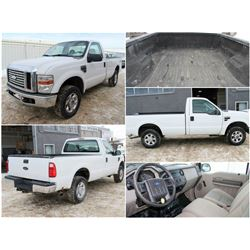 FEATURED 2008 F250 4X4