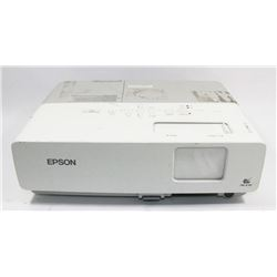 EPSON POWERLITE 3LCD PROJECTOR W 0 HOURS ON LAMP