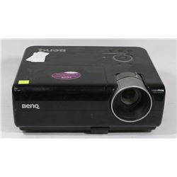 BENQ HOME CINEMA PROJECTOR W/ HDMI INPUT