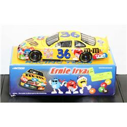 ERNIE IRVAN M&MS LIMITED EDITION 1:18 ACTION