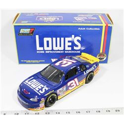 MIKE SKINNER LOWE'S LIMITED EDITION 1:18 REVELL
