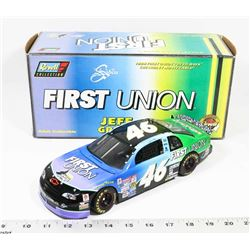 JEFF GREEN FIRST UNION LIMITED EDITION 1:18
